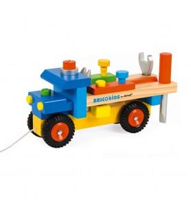 Camion de bricolage Brico'kids