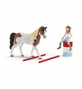 Kit d'équitation western...