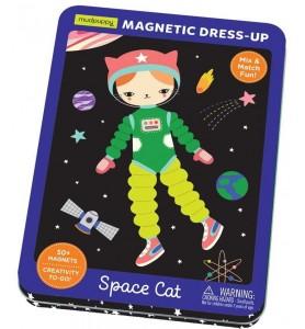 Jeu magnétique Space Cat