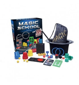 Coffret magic school 100 tours