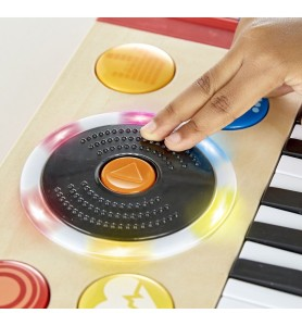 Table de mixage DJ mix