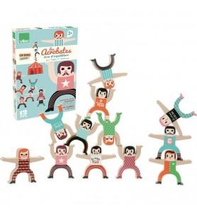Acrobates par Ingela P....