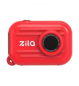 Appareil photo Zila rouge