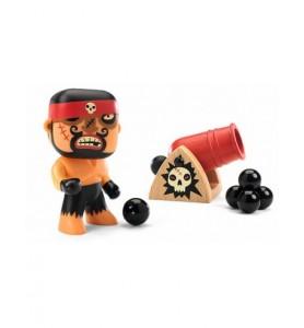 Arty toys pirate Rick et...