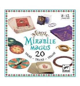 Mirabile magus 20 tours de...