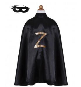 Cape de Zorro avec masque
