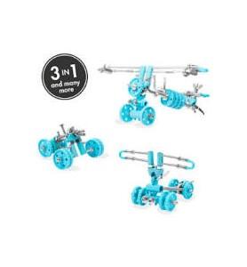 Kit animaux 3 en 1 Airbit bleu