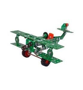 Flying hero biplan
