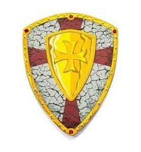 Bouclier de chevalier...