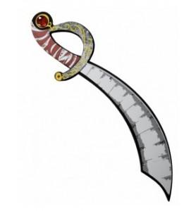 Epée de pirate EVA