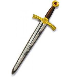 Épée de chevalier croisé EVA
