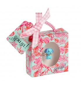 Bague dans boîte cadeau Kira