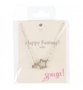 Collier pendentif étoile