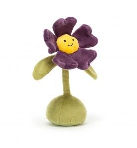 Pansy flowerlette
