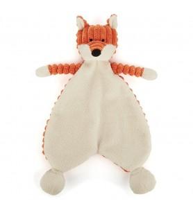 Doudou cordy roy baby renard